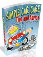 Simple Car Care Tips And Advices