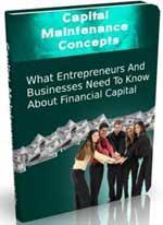 Capital Maintenance Concepts
