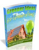 Greener Living For a Greener World