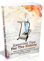 Exercise Tips For The Elderly