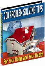 200 Problem Solving Tips