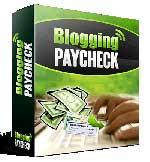 Blogging Paycheck