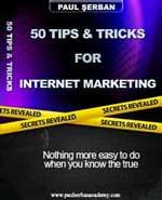 50 Tips & Tricks for Internet Marketing