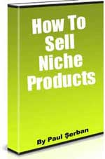 How To Sell Niche Products