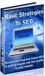 Basic Strategies To SEO