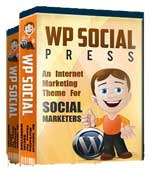 Social Press WP Theme