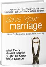 Stop Divorce and Save Your Marriage