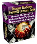 Discover The Secret Power Of Universal Laws