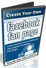 Create Facebook Fan Pages
