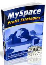 MySpace Profit Strategies