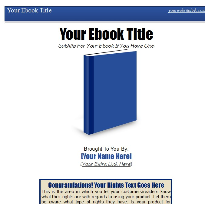 ebook template - Boat.jeremyeaton.co